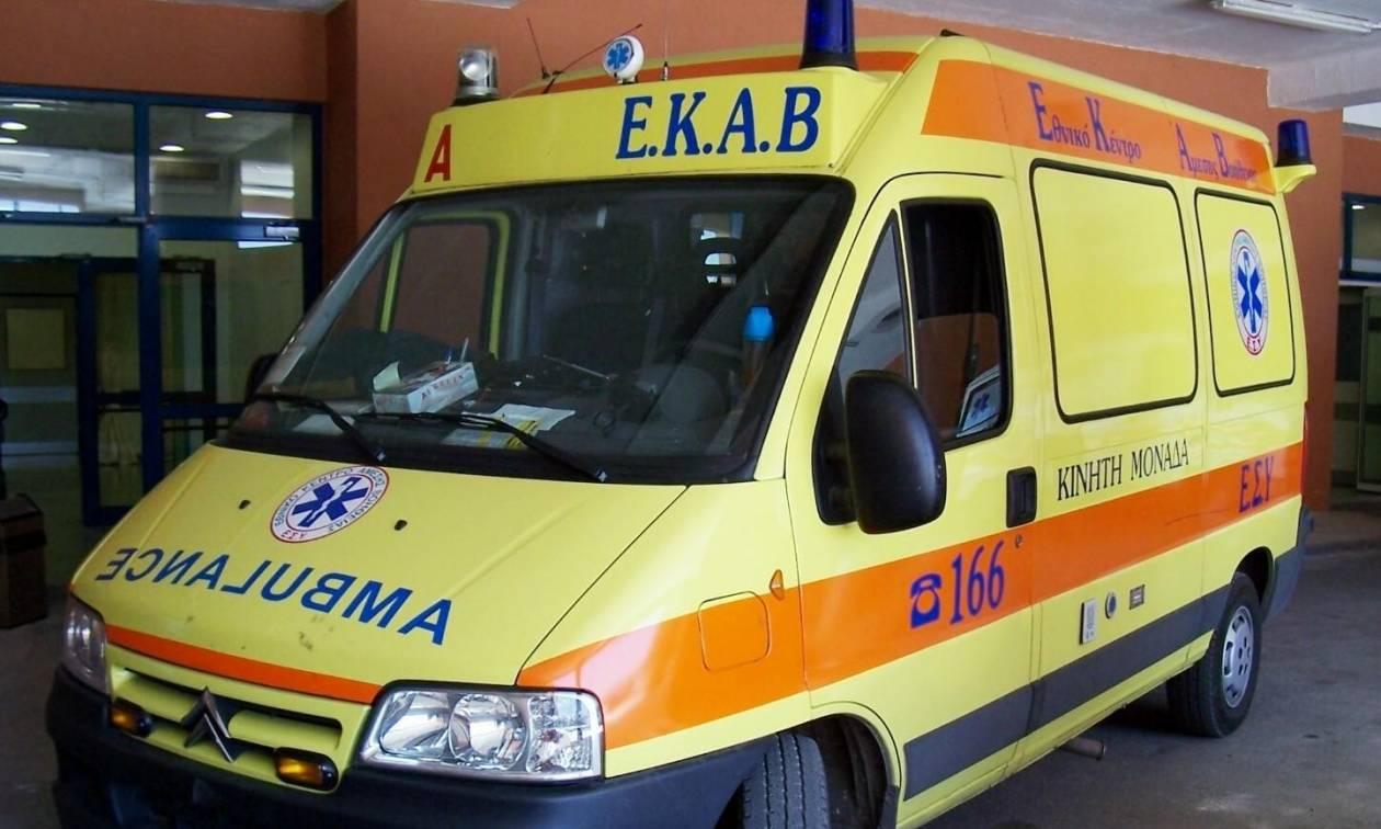 Ασύλληπτη τραγωδία στις Μυκήνες – Σκοτώθηκε η γυναίκα του μπροστά στα μάτια του