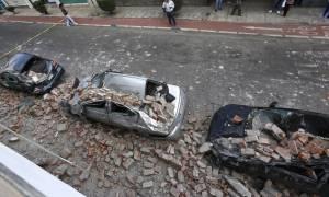 Ο απόλυτος τρόμος: Δείτε συγκλονιστικά βίντεο από τη στιγμή που ο φονικός σεισμός χτυπά το Μεξικό