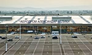 FAZ: Οι Σκοπιανοί έτοιμοι να σβήσουν το όνομα «Μέγας Αλέξανδρος» από το αεροδρόμιο της χώρας