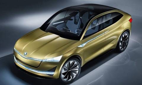 Με το ιδιαίτερο Vision E Concept η Skoda προλογίζει τη μετάβασή της στην ηλεκτροκίνηση