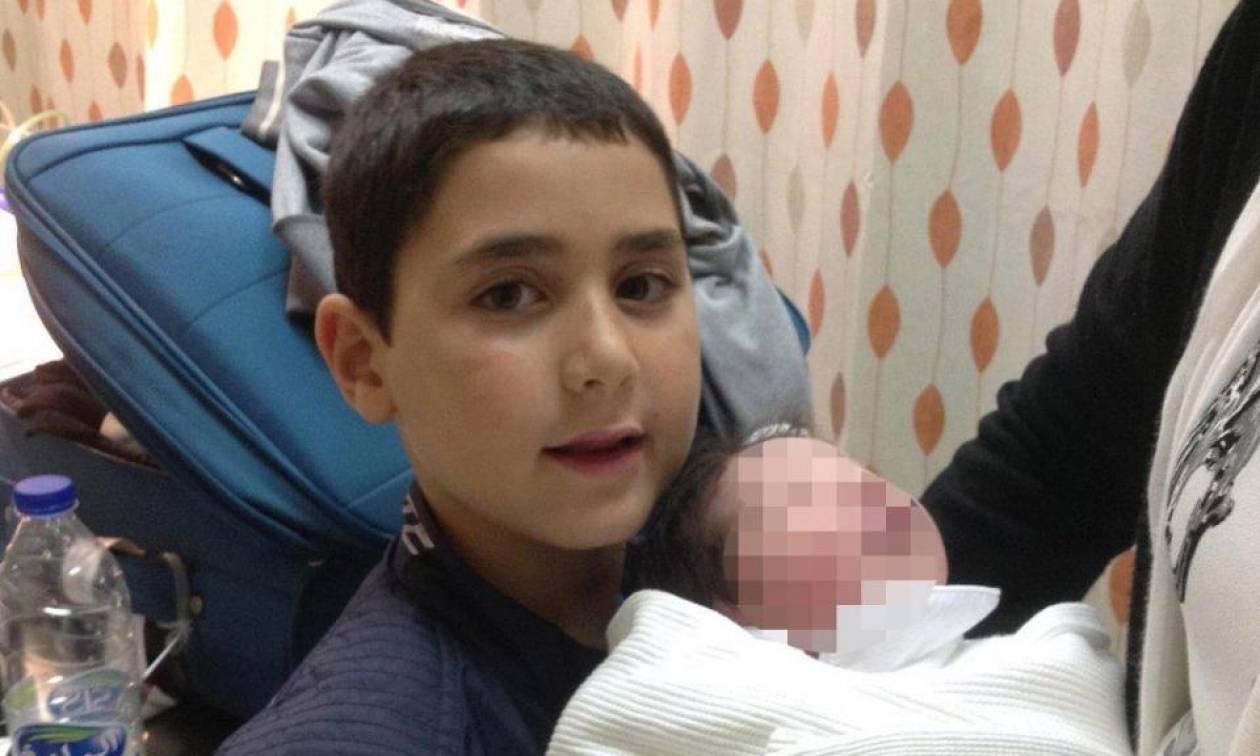 Φρικτός θάνατος 9χρονου - Ξεψύχησε μπροστά στα μάτια της μητέρας του