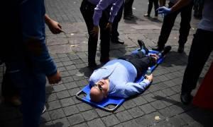 Μεξικό Σεισμός: Σε απόγνωση οι αρχές - Επικρατεί σύγχυση ως προς τον αριθμό των νεκρών (Vid)