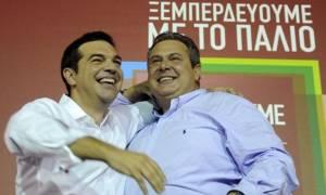 Επικό «τρολάρισμα» σε Τσίπρα - Καμμένο για τα δύο χρόνια από την επανεκλογή των ΣΥΡΙΖΑ - ΑΝΕΛ (vid)