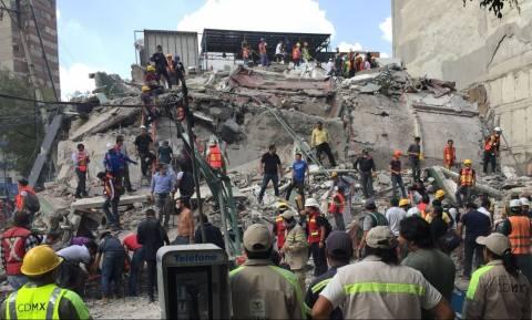 Σεισμός: Φονικός σεισμός ισοπέδωσε το Μεξικό – Ξεπέρασαν τους 200 οι νεκροί – Συγκλονιστικά βίντεο
