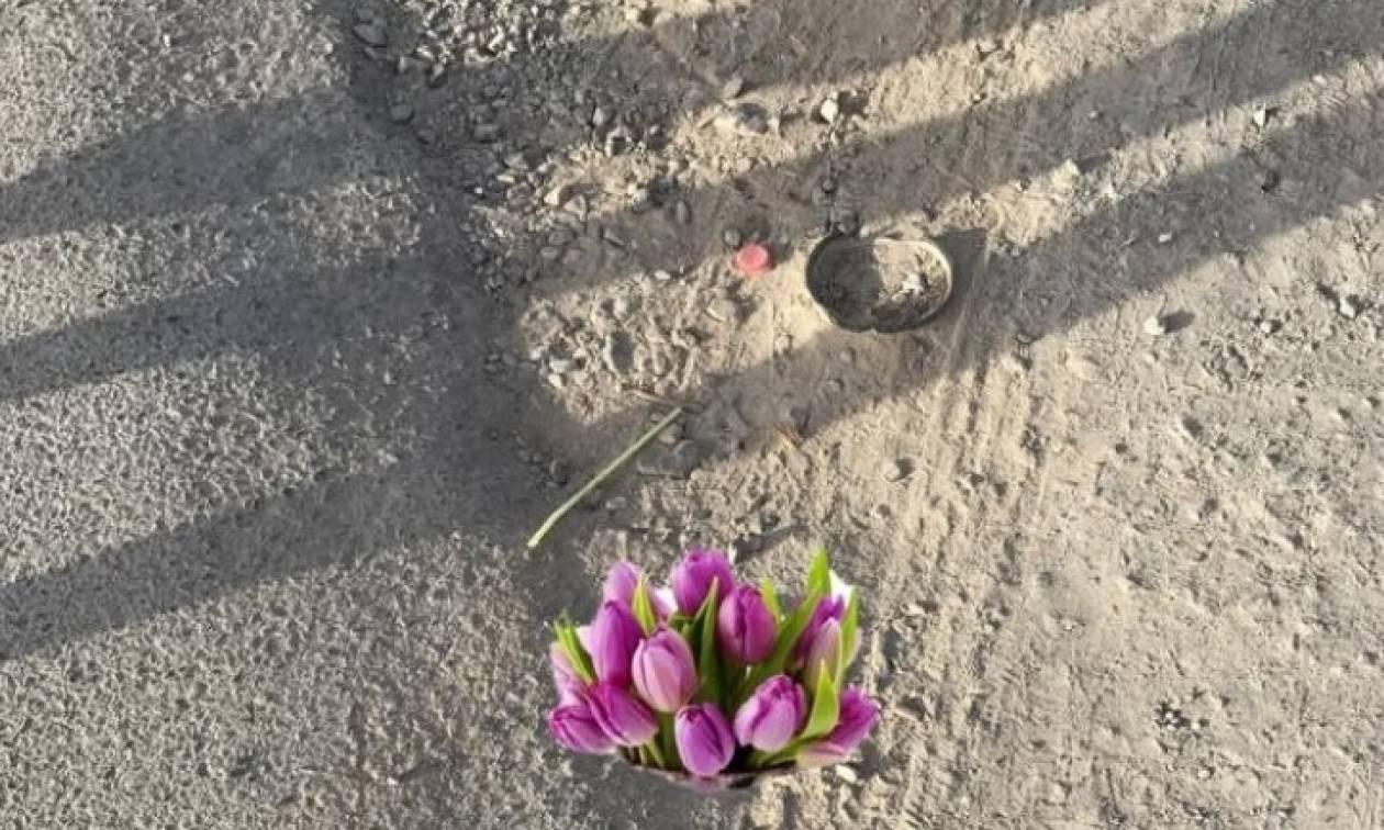 Κρήτη: Γέμισαν οι λακκούβες λουλούδια!
