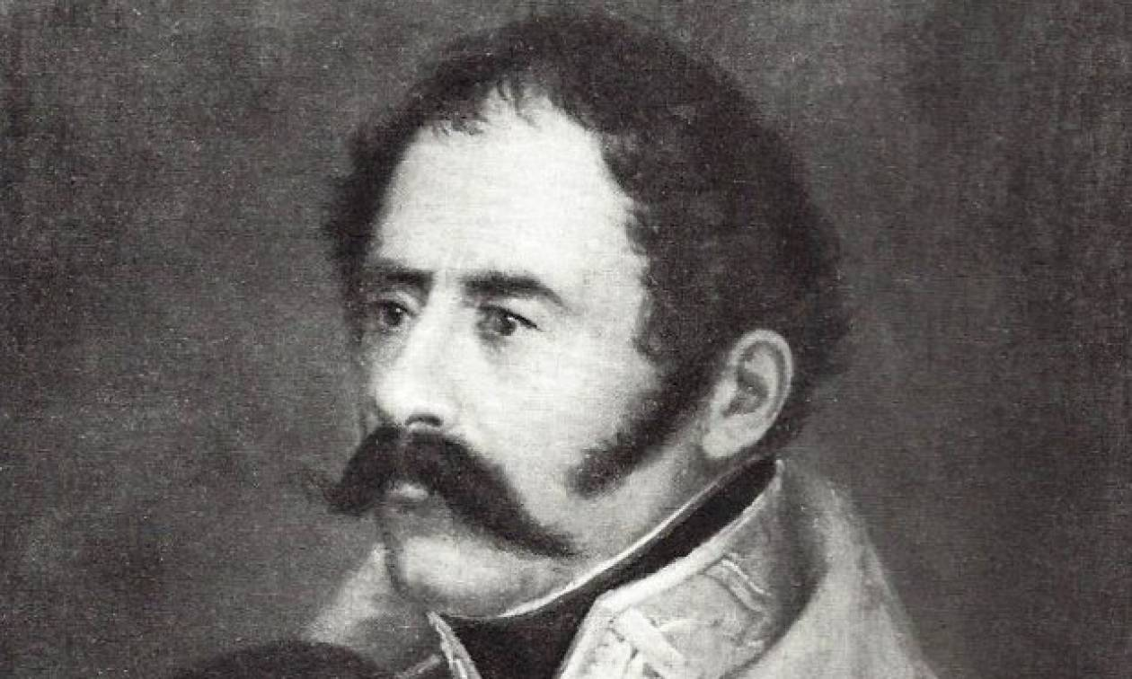 Σαν σήμερα το 1847 έφυγε από τη ζωή ο πορτογάλος φιλέλληνας Αντόνιο Αλμέιντα