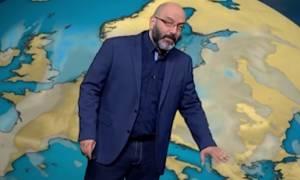 Σάκης Αρναούτογλου: Η εξέλιξη του καιρού μέχρι τη Δευτέρα και το φθινόπωρο που αγνοείται... (video)