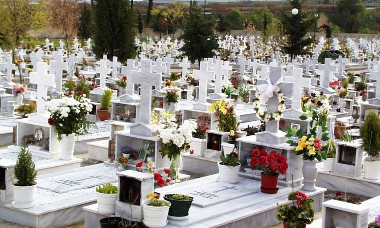 Κρήτη: Σύντομα κάμερες ... και στα νεκροταφεία!