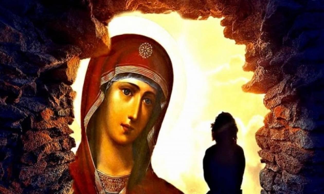 Συγκλονιστικό θαύμα: Οι βελονιές της Παναγίας