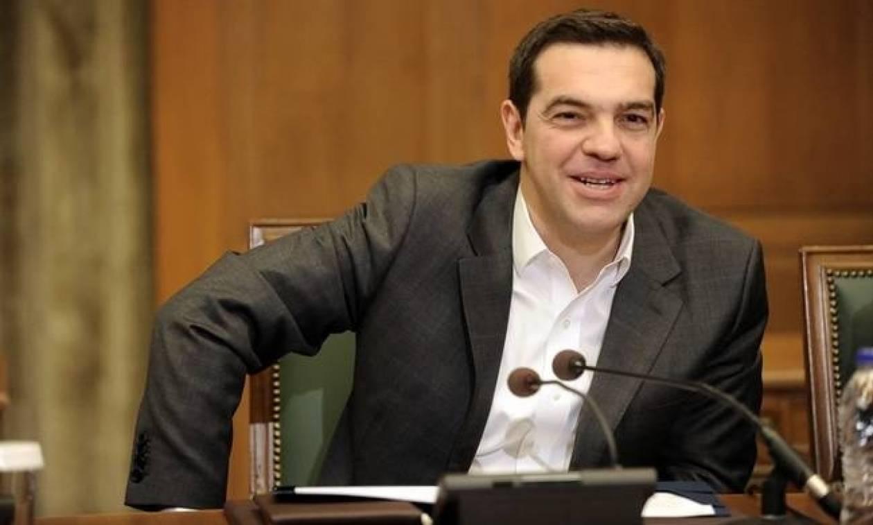 Στην Κρήτη για το περιφερειακό αναπτυξιακό συνέδριο ο Αλέξης Τσίπρας