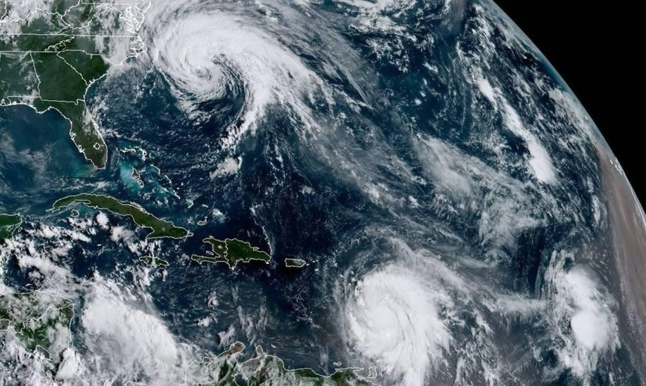 Έξι νεκροί από το πέρασμα του κυκλώνα Μαρία στη Δομινίκα - Αδύνατη η επικοινωνία με το νησί (vid)