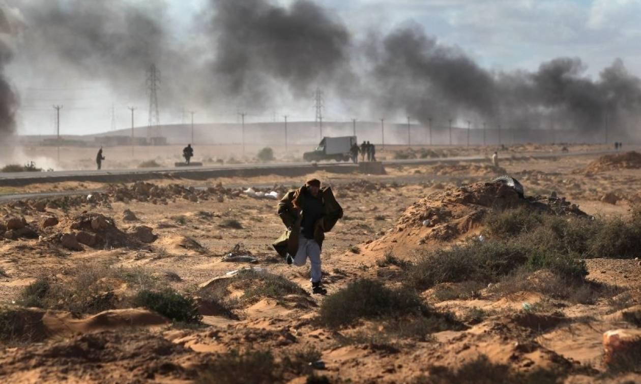 Λιβύη: Έξι νεκροί σε εχθροπραξίες στην πόλη Σαμπράτα