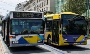 Προσοχή! Στάση εργασίας σήμερα (21/9) στα λεωφορεία και τα τρόλεϊ
