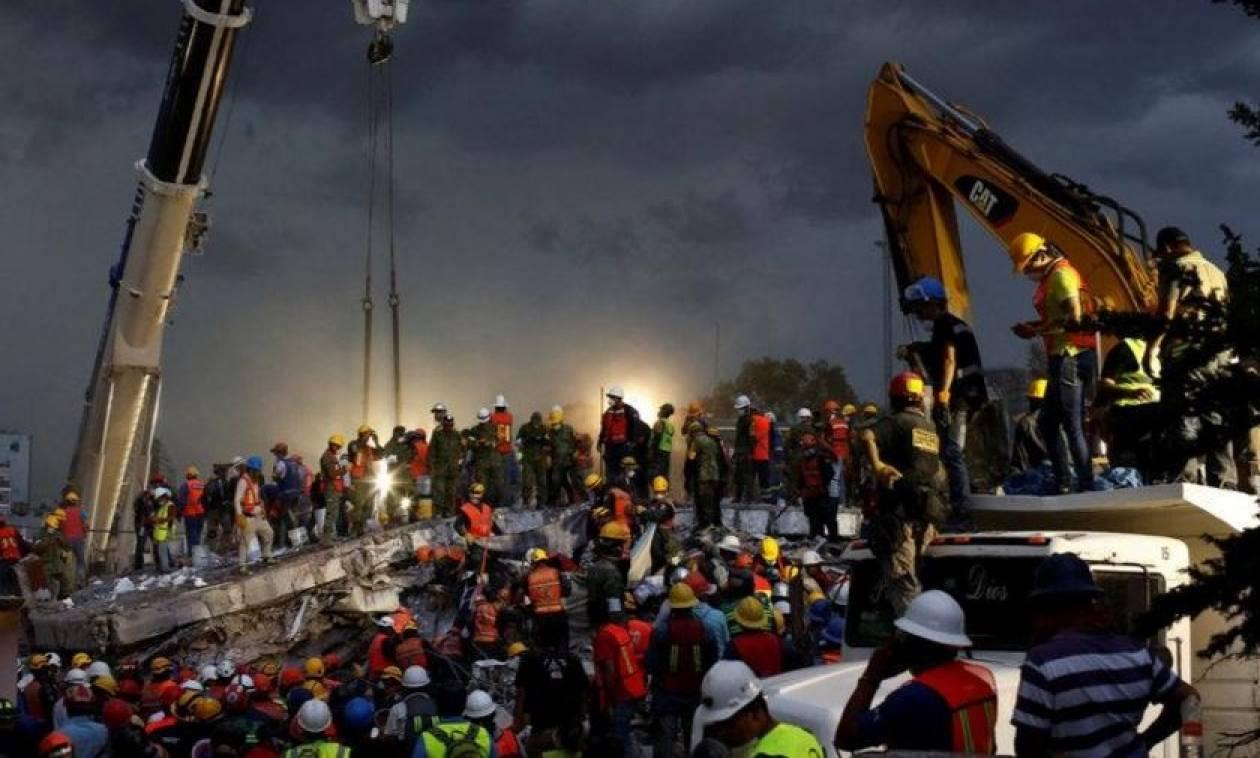 Σεισμός Μεξικό: Δραματικές προσπάθειες διάσωσης στο «Σχολείο του Θανάτου» - Αγνοούνται 30 μαθητές