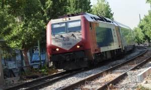 «Συναγερμός» σε τρένο στη Θεσσαλονίκη
