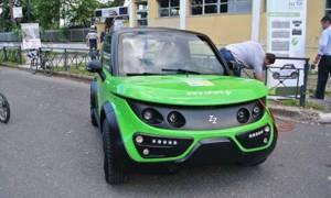 Ηλεκτρικά αυτοκίνητα στο στόλο του Δήμου Κοζάνης