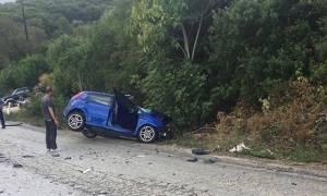 Τραγωδία: Νεκροί δύο σμηνίτες, 19 και 25 ετών, σε τροχαίο