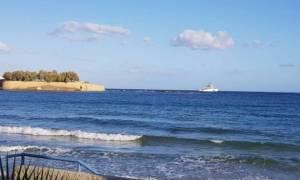 Στην Κρήτη με την πολυτελή θαλαμηγό Εclipse βρίσκεται ο Ρομάν Αμπράμοβιτς (pics)