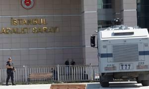 Πυροβολισμοί έξω από το δικαστήριο της Κωνσταντινούπολης - Ένας τραυματίας
