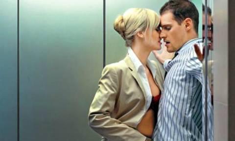 Tα 3 ασυνήθιστα μέρη που απολαμβάνουν οι γυναίκες να έρχονται σε σεξουαλική επαφή!