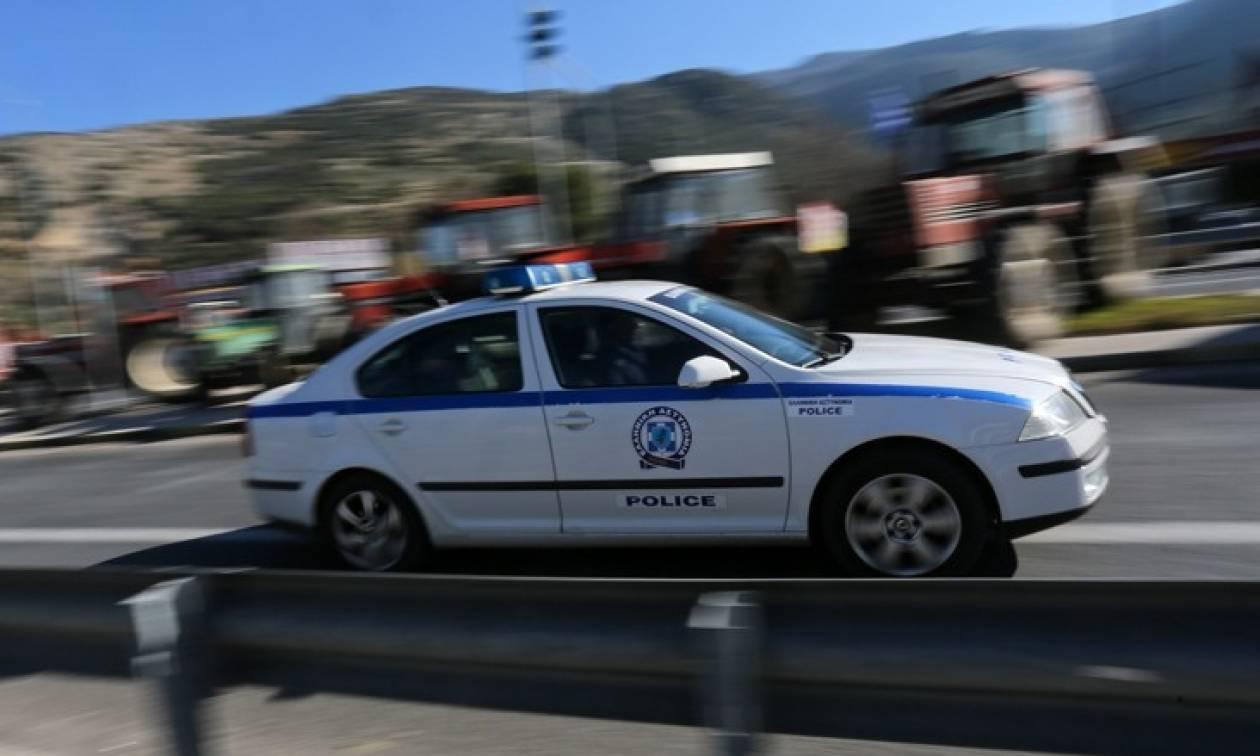 Τροχαίο με περιπολικό στη Θεσσαλονίκη - Δύο αστυνομικοί τραυματίες