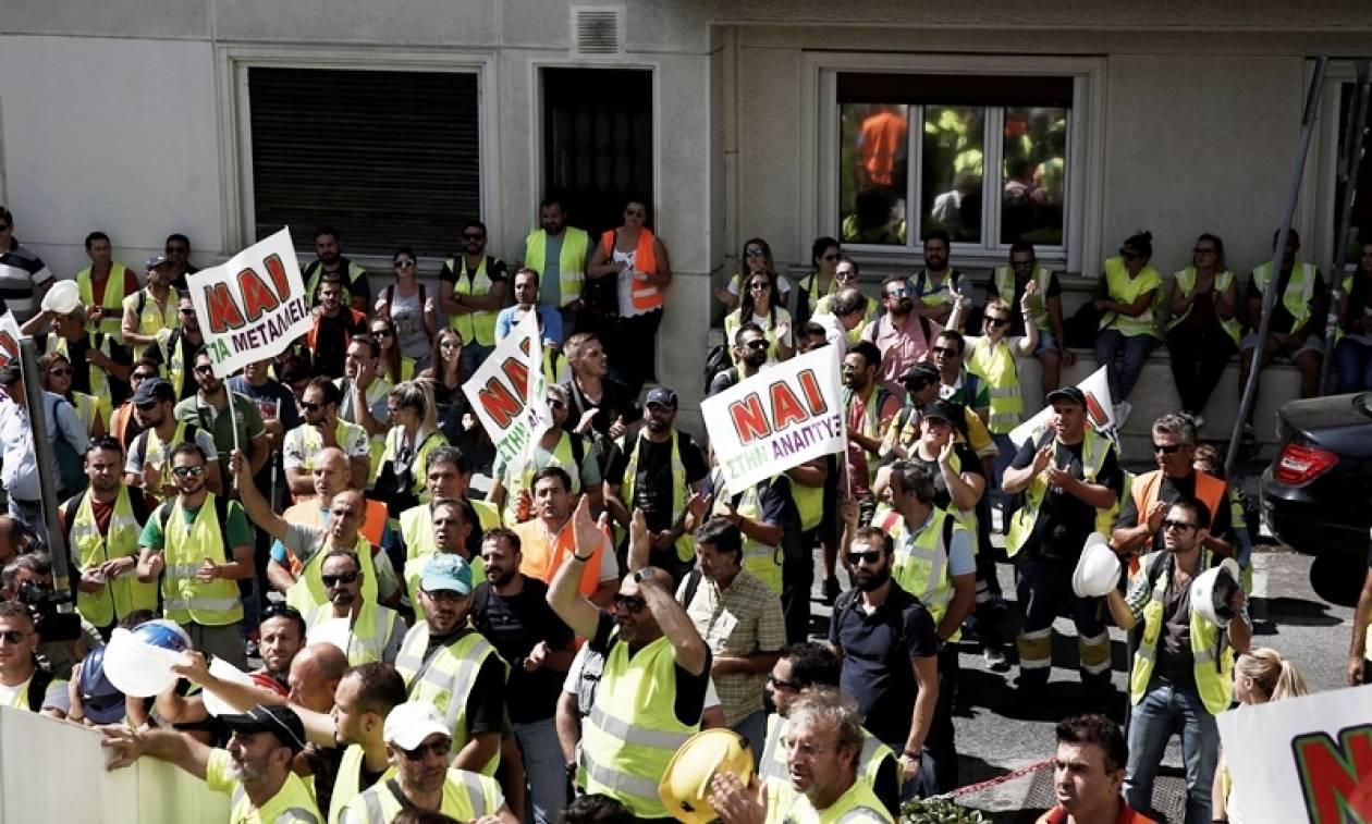 Eldorado Gold: Ευχαριστημένοι και δικαιωμένοι δηλώνουν οι εργαζόμενοι στα μεταλλεία