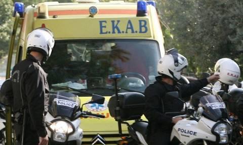 Θρίλερ στην Κρήτη: Εντοπίστηκε πτώμα άνδρα στην άκρη της Εθνικής Οδού