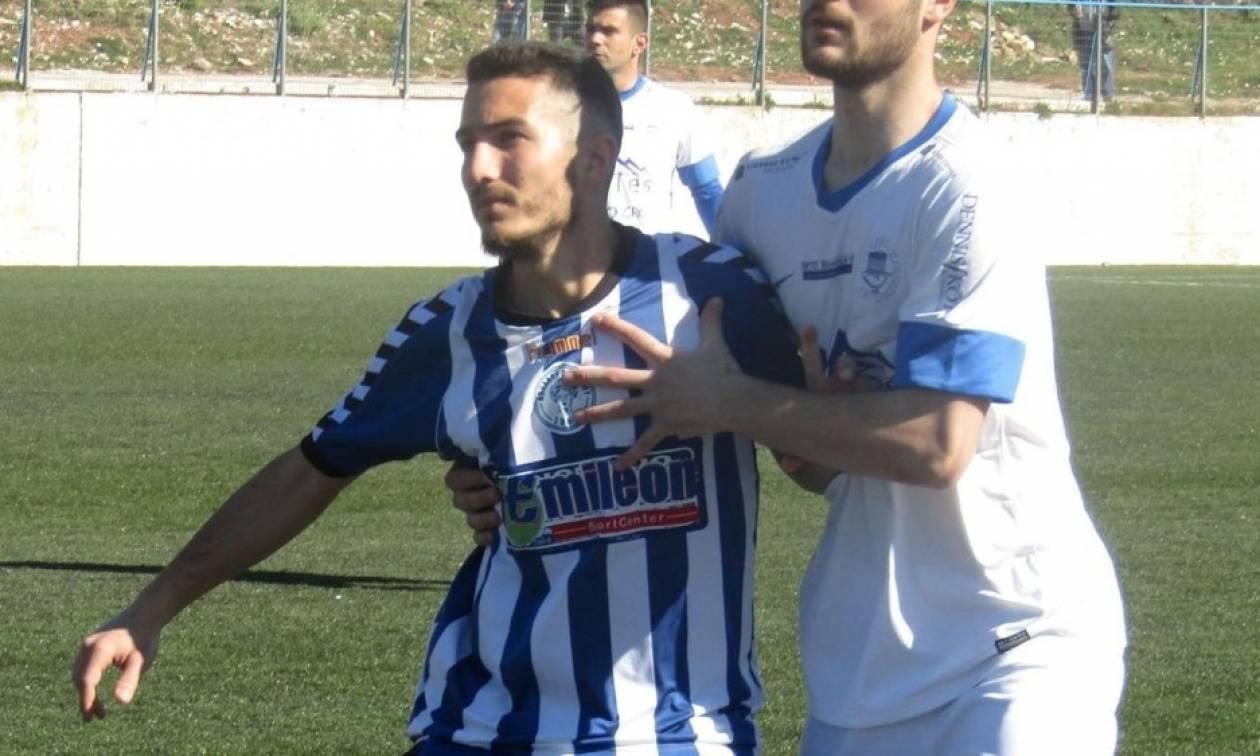 Πένθος στο τοπικό ποδόσφαιρο για τον αδικοχαμένο Λεωνίδα Ζαχαράκη – Ακυρώνεται η αγωνιστική