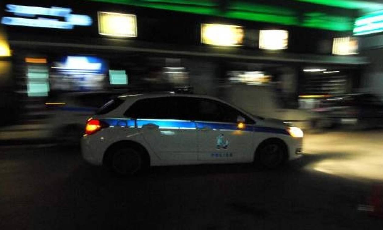 Άγρια καταδίωξη οχήματος στον Κηφισό (vid)