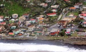 Κυκλώνας Μαρία: Το Πουέρτο Ρίκο «αφανίστηκε» - Τουλάχιστον 15 νεκροί στη Δομινίκα