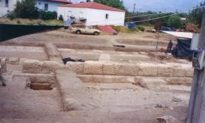 Εύβοια: Ανακαλύφθηκαν έπειτα από 100 χρόνια έρευνας τα λείψανα του Ιερού Αμαρυσίας Αρτέμιδος