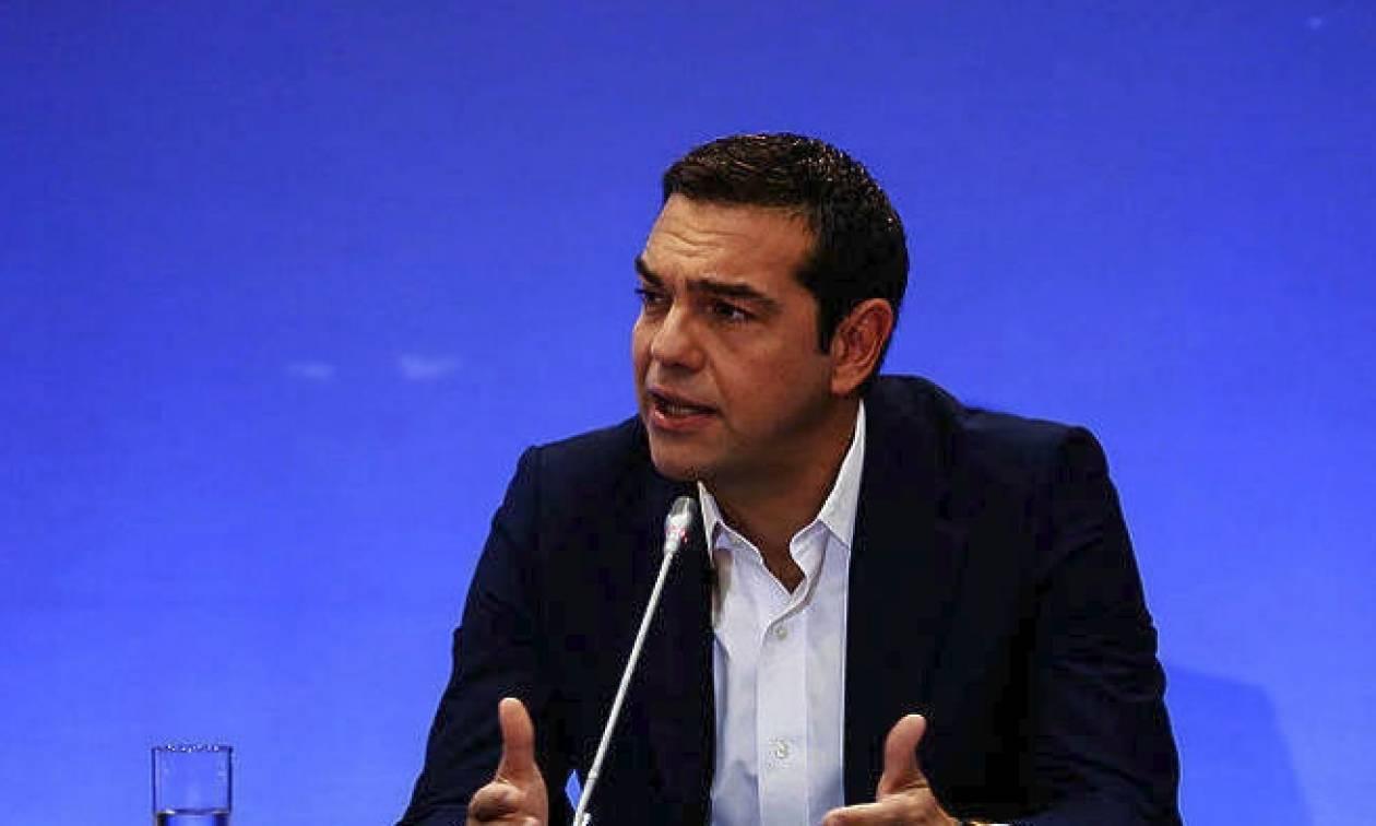 Τσίπρας: Τα έργα υποδομών στην Κρήτη ξεκινούν από το 2019