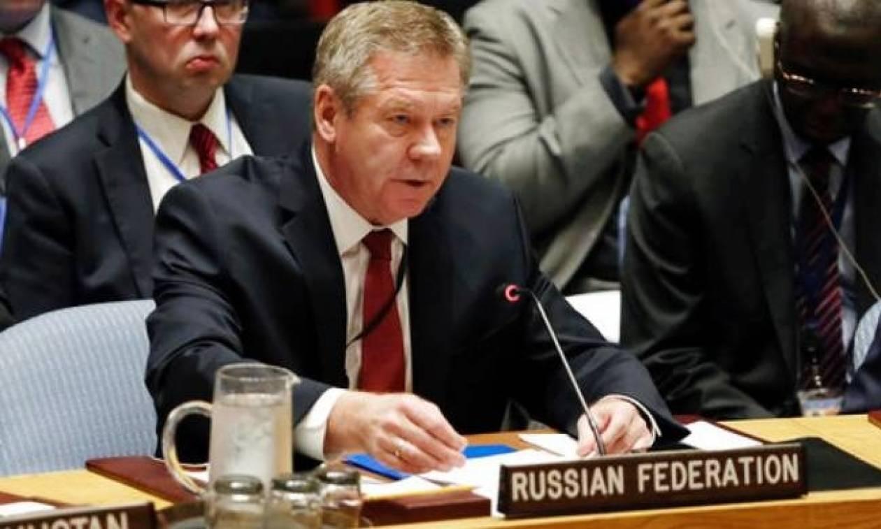 Η Ε.Ε. πολιτικοποιεί την ανοικοδόμηση της Συρίας σύμφωνα με τη Ρωσία