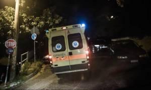 Τραγωδία στη Θεσσαλονίκη: 22χρονος απαγχονίστηκε σε πεζογέφυρα της Σταυρούπολης (pics)