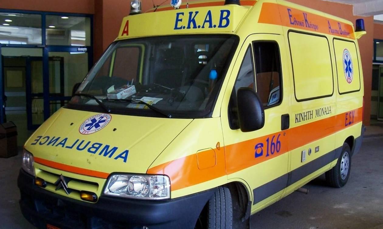 Τραγωδία στη Λαμία: Φορτηγό παρέσυρε άνδρα - Σοκάρει η μαρτυρία του οδηγού