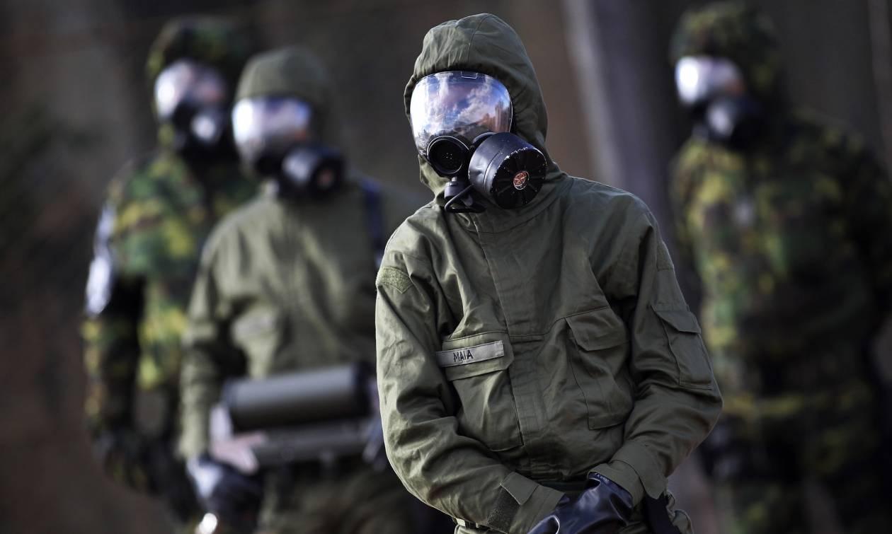 Η Ρωσία έτοιμη για ολική καταστροφή του χημικού της οπλοστασίου