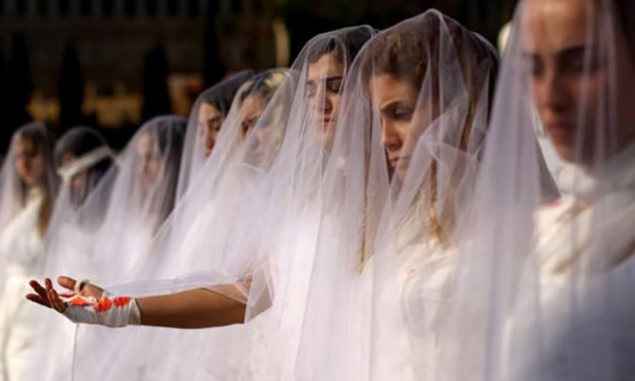 ΣΟΚ: Πλούσιοι τουρίστες πλήρωναν 15.000 δολάρια για να «παντρεύονται» ανήλικα κορίτσια