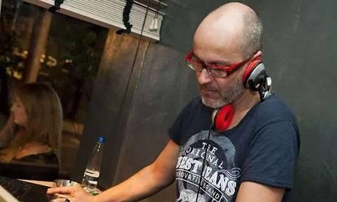 Τεράστια κινητοποίηση για τον διάσημο dj Νίκο Διαμαντόπουλο που πάσχει από νευρίνωμα