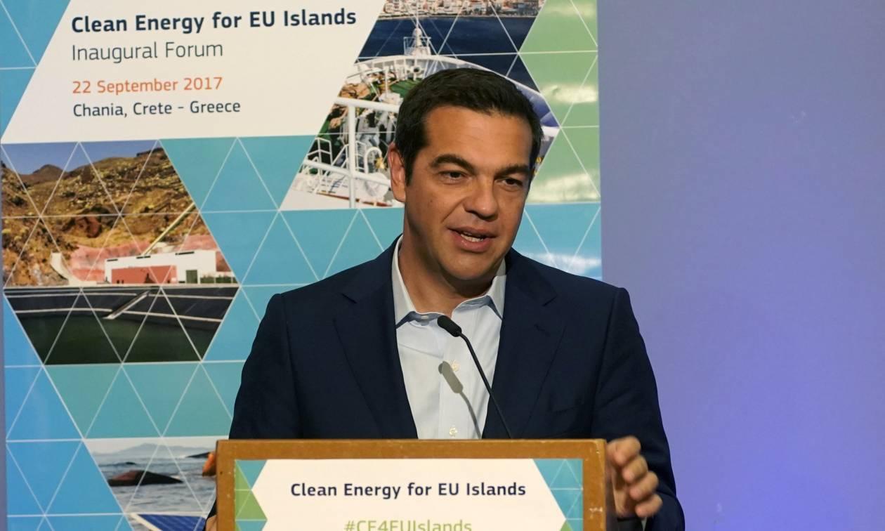 Θα μας τρελάνει ο Τσίπρας: «Η προστασία του περιβάλλοντος αποτελεί προτεραιότητά μας»
