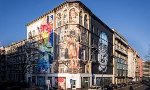 Βερολίνο: Αυτό είναι το μεγαλύτερο μουσείο τέχνης δρόμου στον κόσμο (Pics)