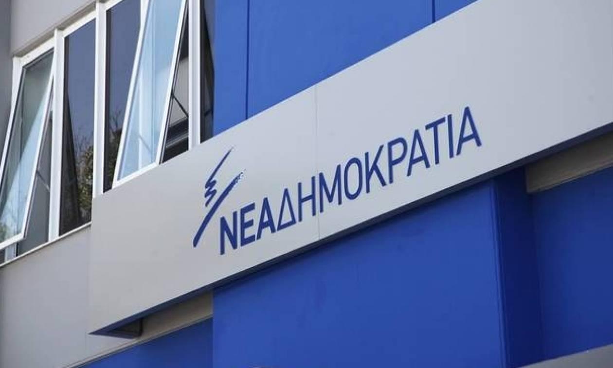 Διεγράφη από τη ΝΔ ο Βασίλης Πολυμερόπουλος