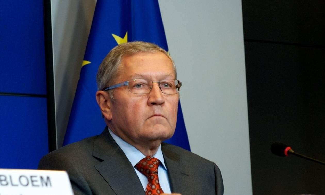 Μήνυμα Ρέγκλινγκ προς Ελλάδα: Ολοκληρώστε τις μεταρρυθμίσεις αν θέλετε έξοδο από τα προγράμματα