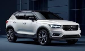 Mε τo ολοκαίνουργιο XC40 η Volvo δηλώνει δυναμικό παρών στη βάση των premium SUV