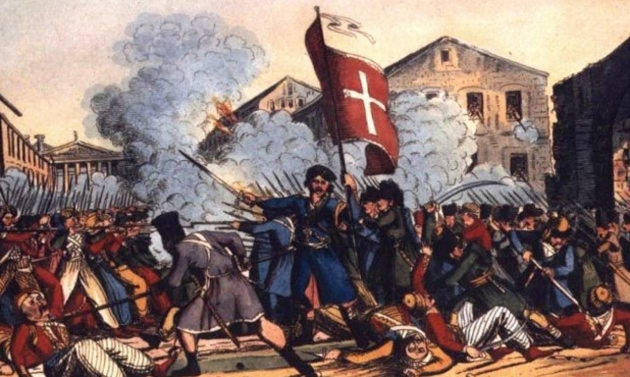 Σαν σήμερα το 1821 η άλωση της Τριπολιτσάς