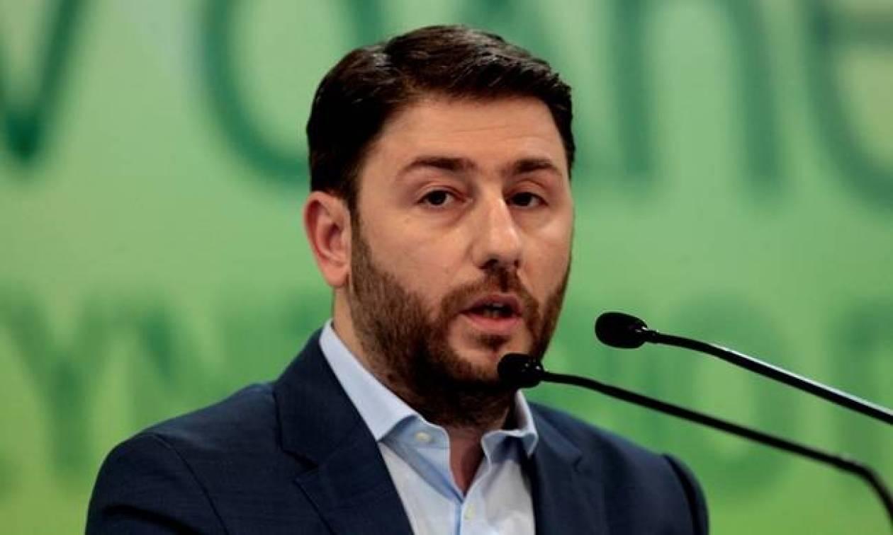 Ανδρουλάκης: Δεν θα γίνω δημόσιος υπάλληλος της πολιτικής