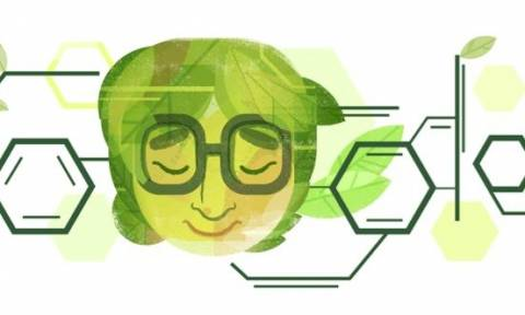 Asima Chatterjee: Το doodle της Google για τη σπουδαία χημικό