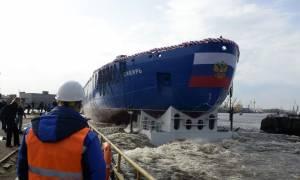 Αυτό είναι το παγοθραυστικό «κτήνος» των Ρώσων (vid)