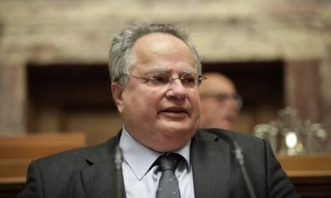 Κοτζιάς: Μεγάλη η αναβάθμιση της Ελλάδας σε διπλωματικό επίπεδο