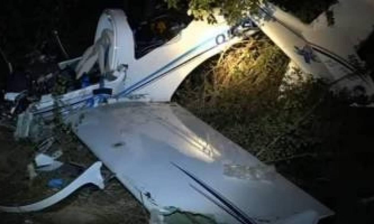 Μοιραία πτήση: Ανασύρθηκαν νεκροί οι επιβάτες του αεροσκάφους στην Κομοτηνή