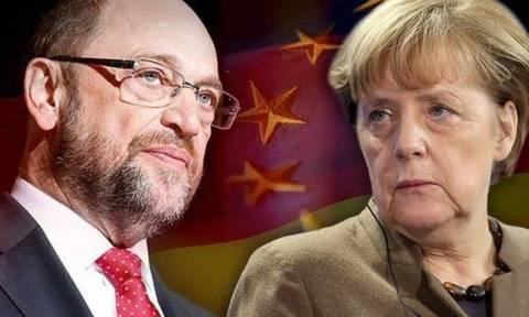 Γερμανικές εκλογές: Το μοναδικό κοινό στοιχείο της Μέρκελ με τον Σουλτς